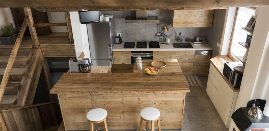 Rénovation de cuisine à rambouillet