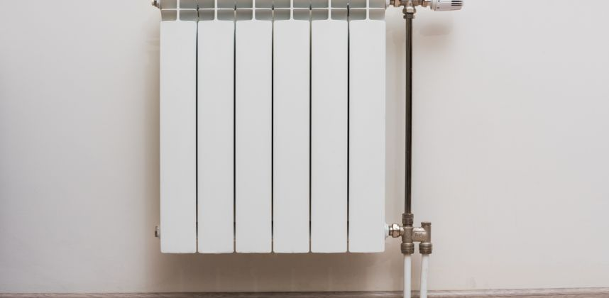 Pose de radiateur à Rambouillet