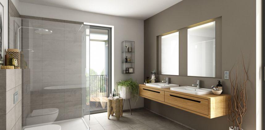 Rénovation de salle de bain à chartres